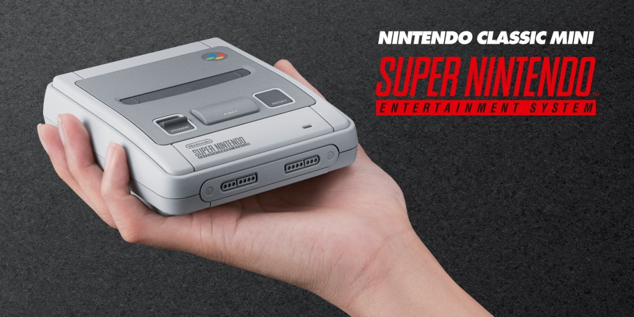 H2x1_NintendoClassicMiniSNES_image912w 5 Games That Should be on SNES Classic