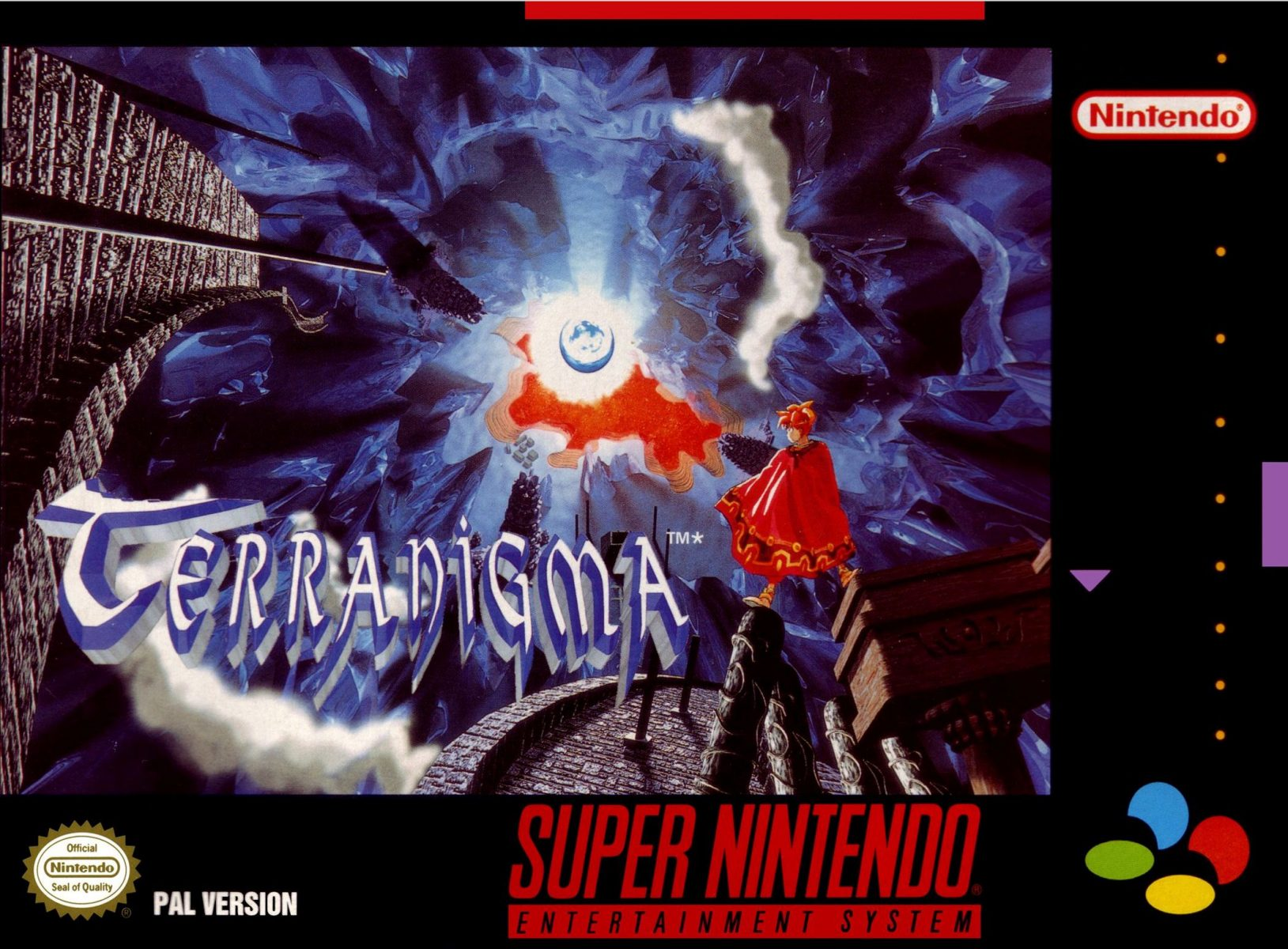 Terranigma_Box_PAL-1629x1200 5 Games That Should be on SNES Classic