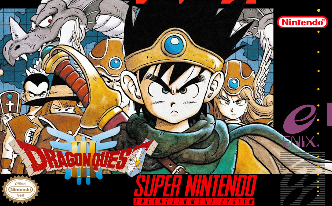 dragon_quest_iii___north_american_box_art_by_krtsukasa-d8dhiw1 5 Games That Should be on SNES Classic