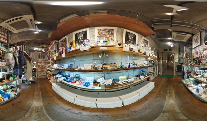 Taimado 360 photo interior