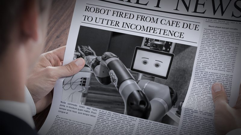 Robot-Cafe-800x450 Japan's Robot Barista isn't Ready to Take Your Order