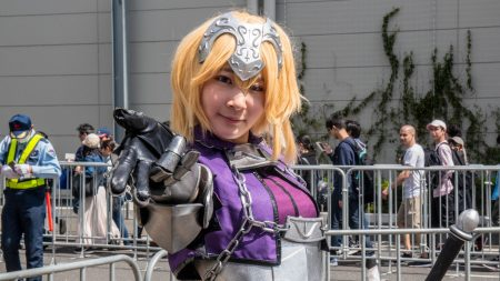 Anime-Japan-2018-18-450x253 A Taste of the Sexiest Cosplay from Anime Japan 2018