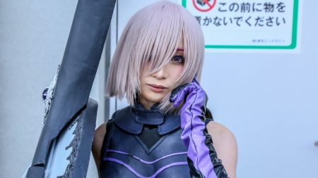 Anime-Japan-2018-19-450x253 A Taste of the Sexiest Cosplay from Anime Japan 2018