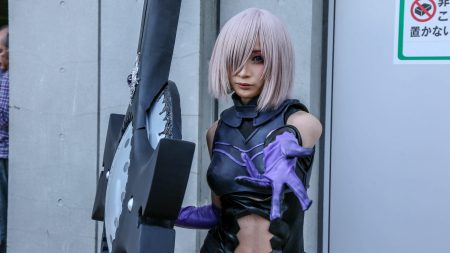 Anime-Japan-2018-20-450x253 A Taste of the Sexiest Cosplay from Anime Japan 2018