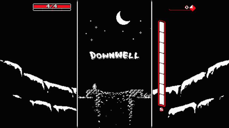 Downwell3-800x450 Japan's PS Plus Free Games March 2018
