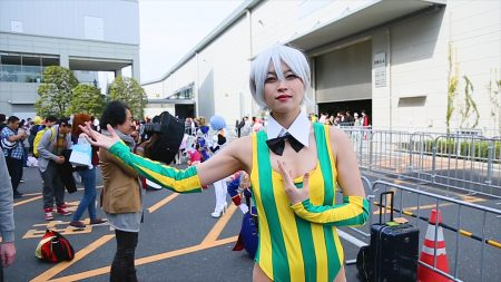 TOP-10-COSPLAY.00_00_47_24.Still009-450x253 A Taste of the Sexiest Cosplay from Anime Japan 2018