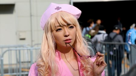 Macross Frontier cosplay by Mayu