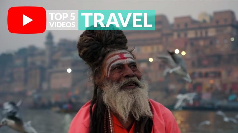 Top-5-Travel-800x450 What's Popular on YouTube Japan? Travel Videos
