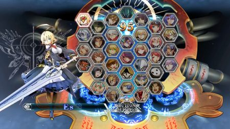 Blazblue character roster