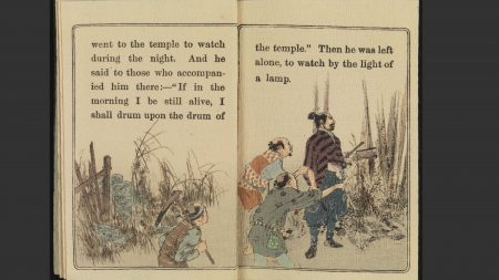goblinspider2-450x253 Oldest Japanese Fables in English Available for Free