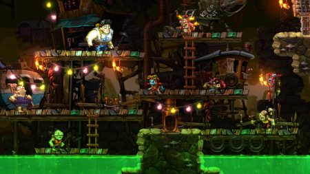 steamworlddig2-2-450x253 Japan's PS Plus Free Games June 2018