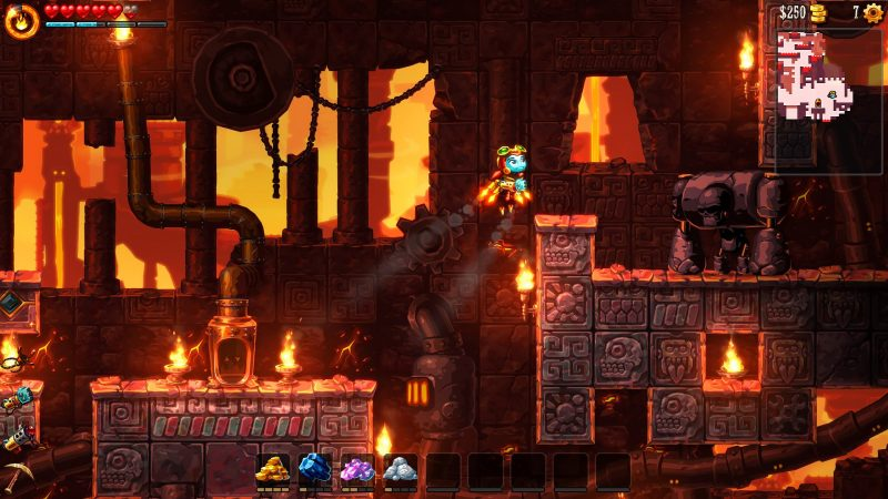 steamworlddig2header-800x450 Japan's PS Plus Free Games June 2018