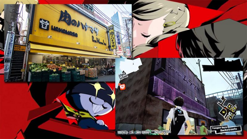 P5-Hana-Mura-800x450 Persona 5 in Real Life: Tokyo's Sangenjaya Neighborhood