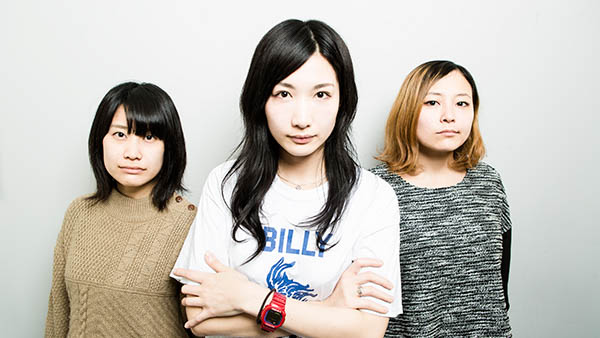 Tricot-4 Track Skip Through the Twisty Pop Rock of Tricot