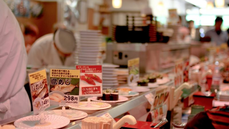 kaiten-sushi-4-edit-800x450 5 of the Best Sushi-Go-Rounds in Tokyo