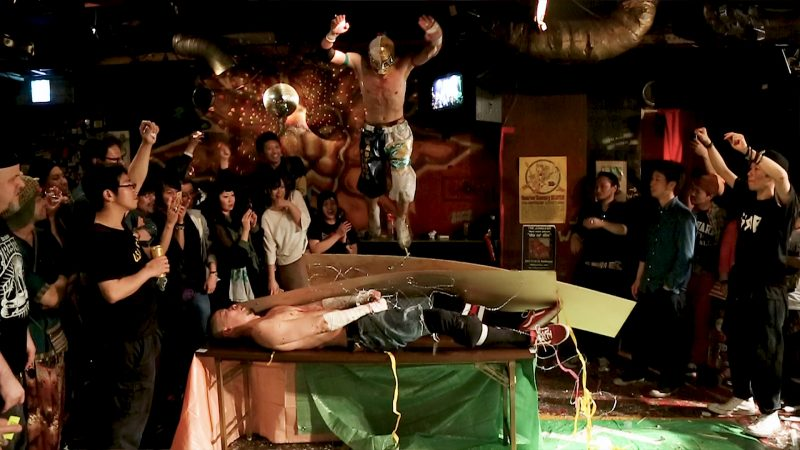 High-Flyer-800x450 Blood, Sweat, and Luchadores: Mexican Wrestling x Hardcore Punk