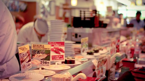 5 of the Best Sushi-Go-Rounds in Tokyo