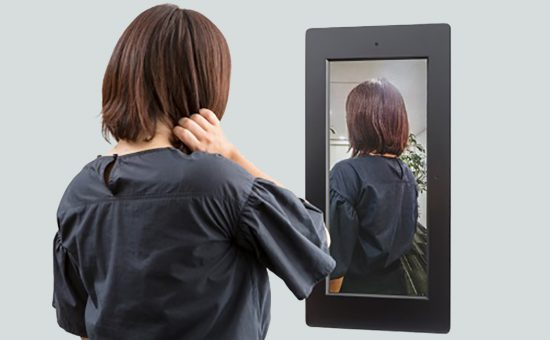 Japan Display Shows Off Smart Mirrors and More
