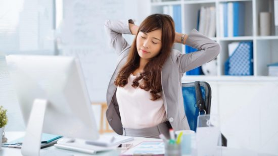 Air Conditioners Become Office Worker's Worst Enemy