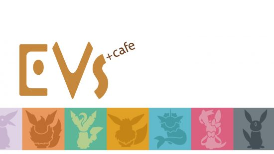 """Ice Cream, Eevee, and Art at Pokémon-themed """"EVs+cafe"""""""