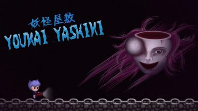 Spooky Kids and Glitchy Ghosts: Yokai Yashiki