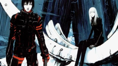 "Listen to Aphex Twin While Reading Sci-Fi Manga ""BLAME!"""