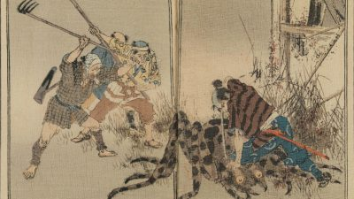 Oldest Japanese Fables in English Available for Free
